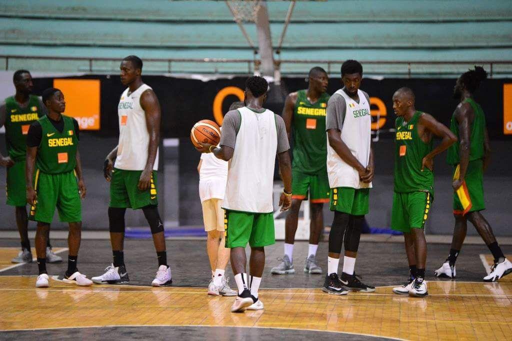 Cheikh Mbodj, pivot des Lions du Sénégal : « Nous sommes prêts physiquement et mentalement »