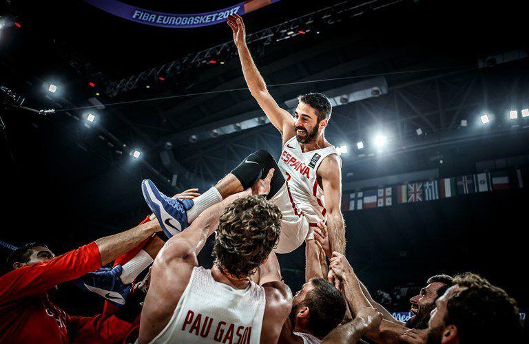 Eurobasket 2017 : L'Espagne décroche une 6e médaille européenne d'affilée