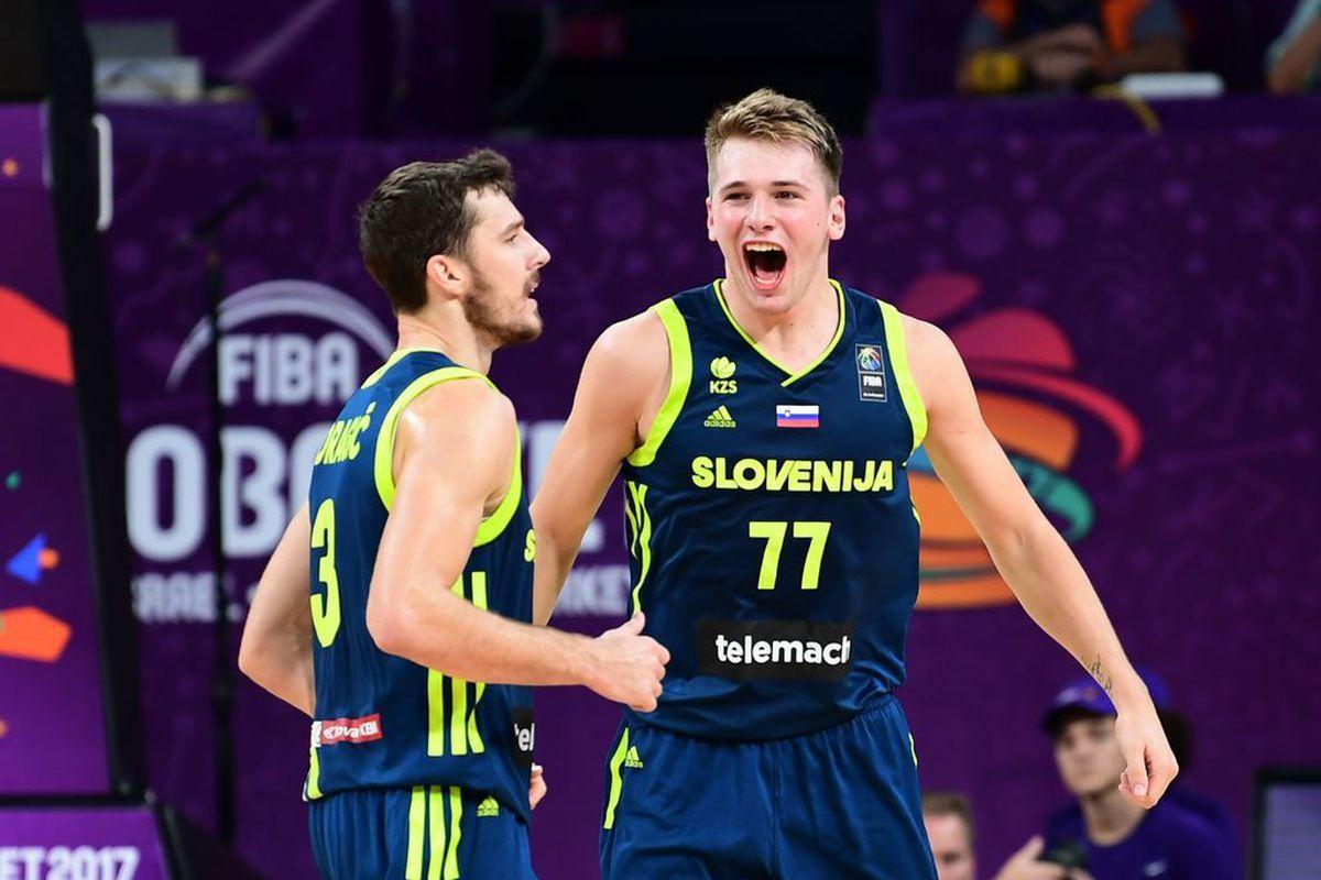 À 18 ans, Luka Doncic est désormais le prospect européen le plus surveillé par NBA