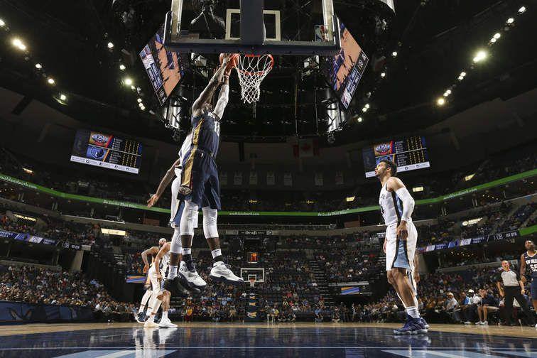 Pré-saison: Cheick Diallo a brillé mais les Pelicans coulent à Memphis