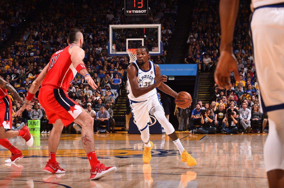 Les Warriors effacent un déficit de 17 points pour venir à bout des Wizards au terme d'un match électrique