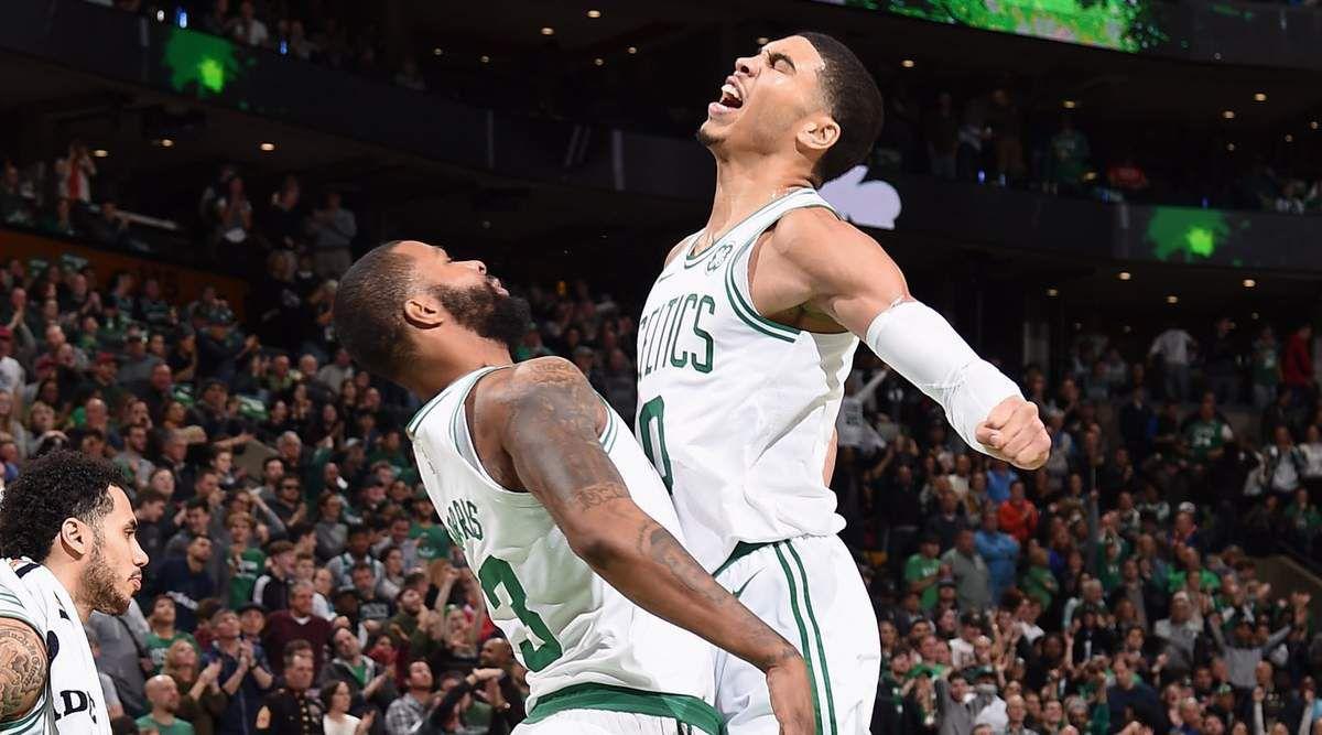 Sans Irving et Al Horford, Boston renverse les Hornets dans le money-time (18pts de retard)