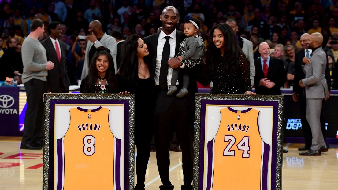 Kobe Bryant (Source d'image:Getty)