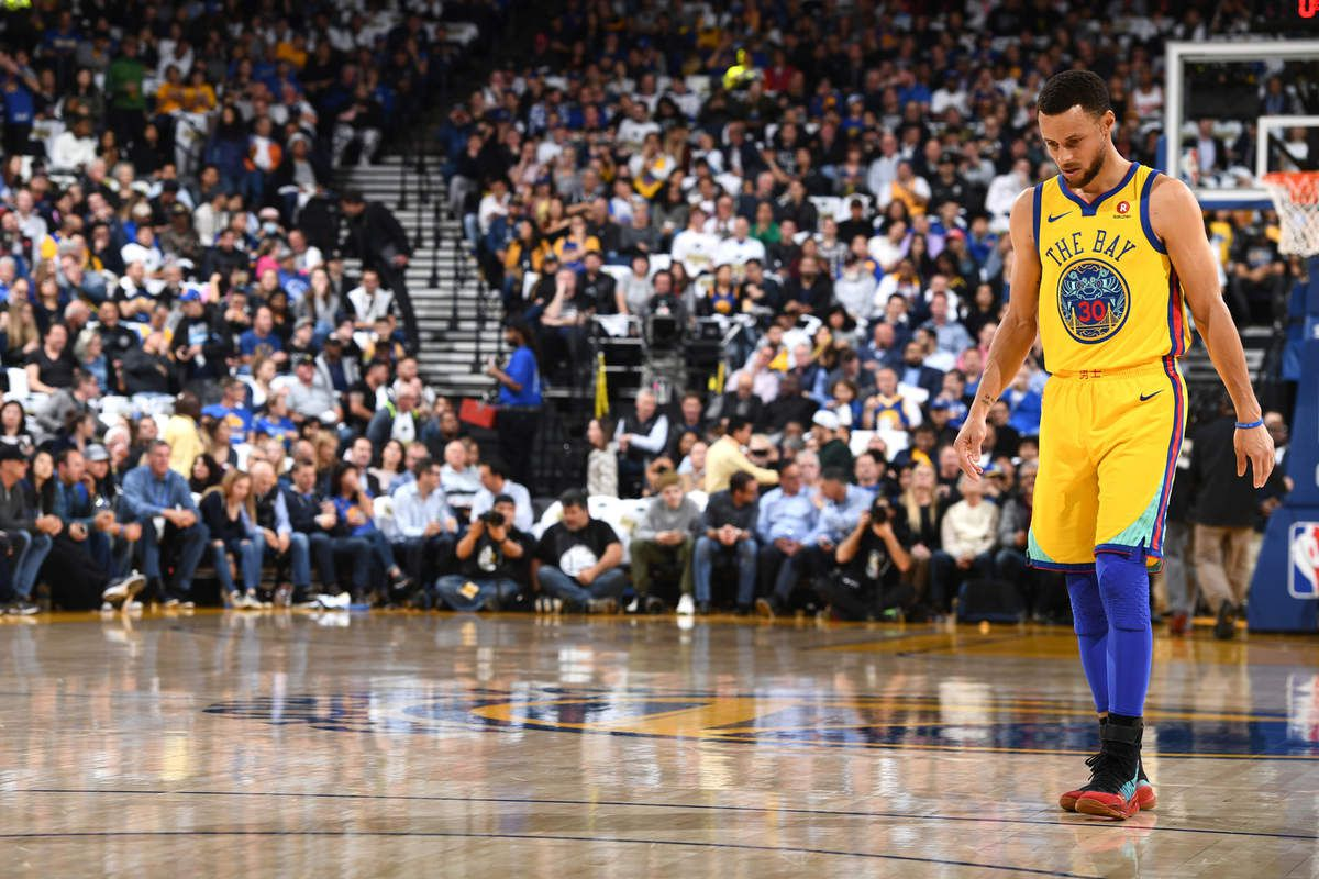 Stephen Curry absent encore une semaine