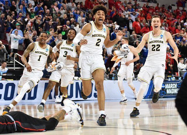 March Madness : Jordan Poole sauve Michigan au son de la sirène, Gonzaga vient à bout d'Ohio State