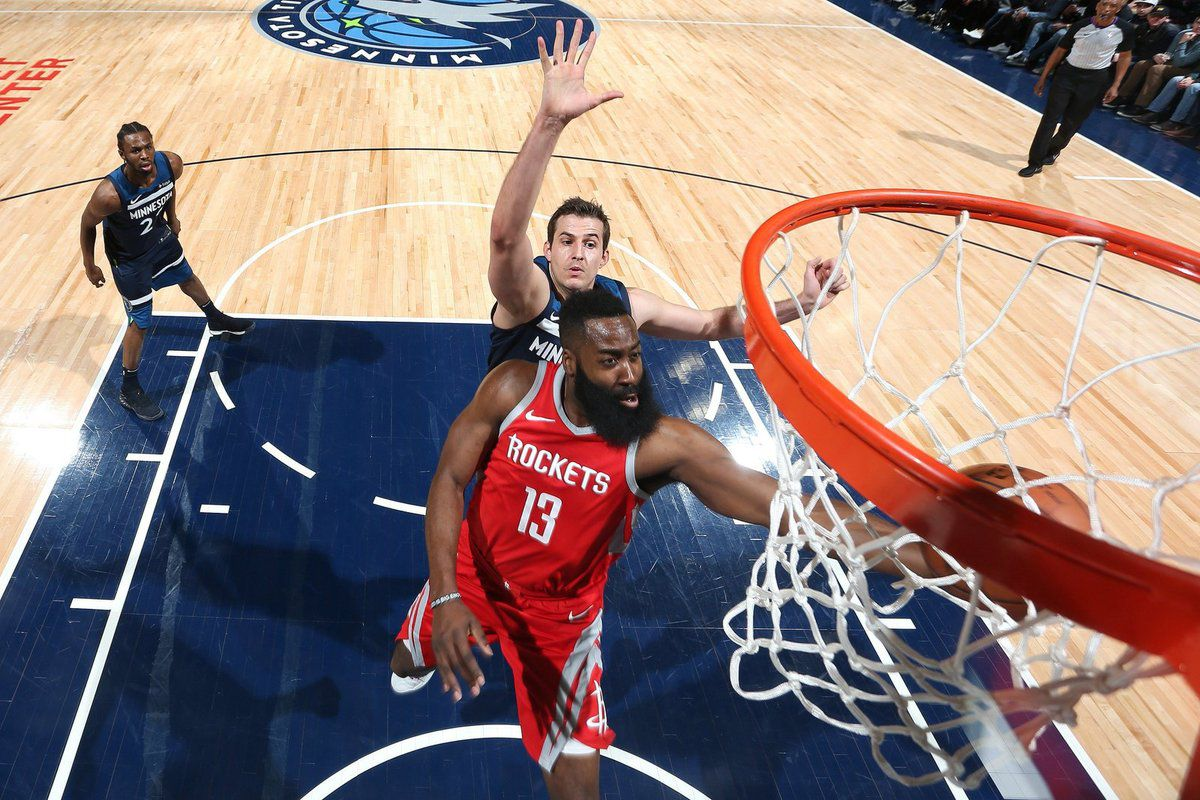 Les Rockets ont souffert à Minneapolis mais assurent l'essentiel