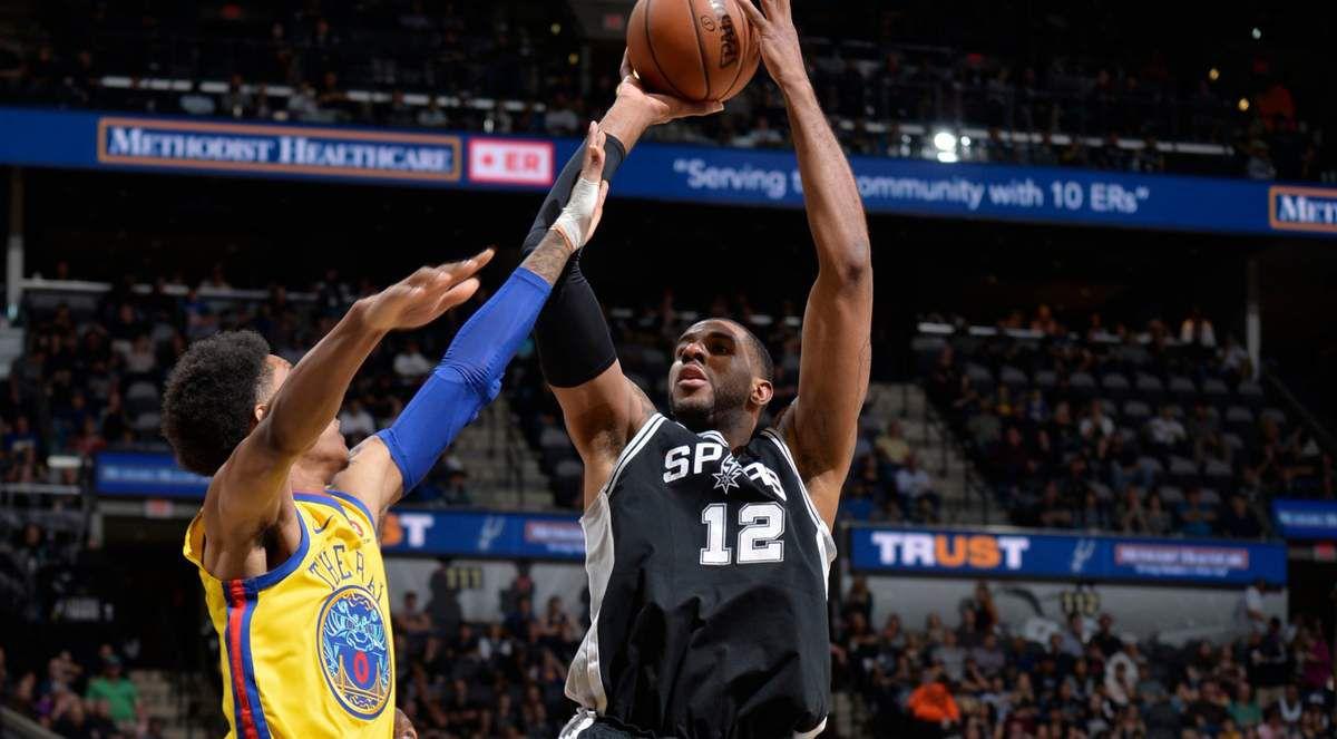 Les Spurs assurent l'essentiel face à des Warriors extrêmement diminués