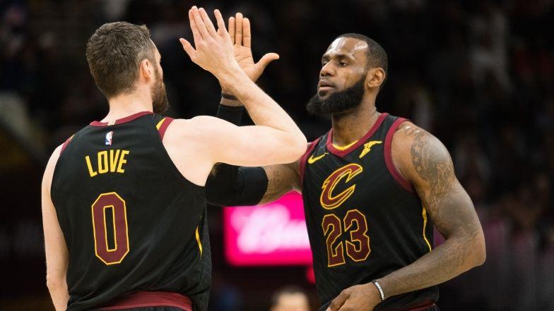 Retour gagnant pour Kevin Love avec les Cavaliers, LeBron James en triple-double (40-12-10)