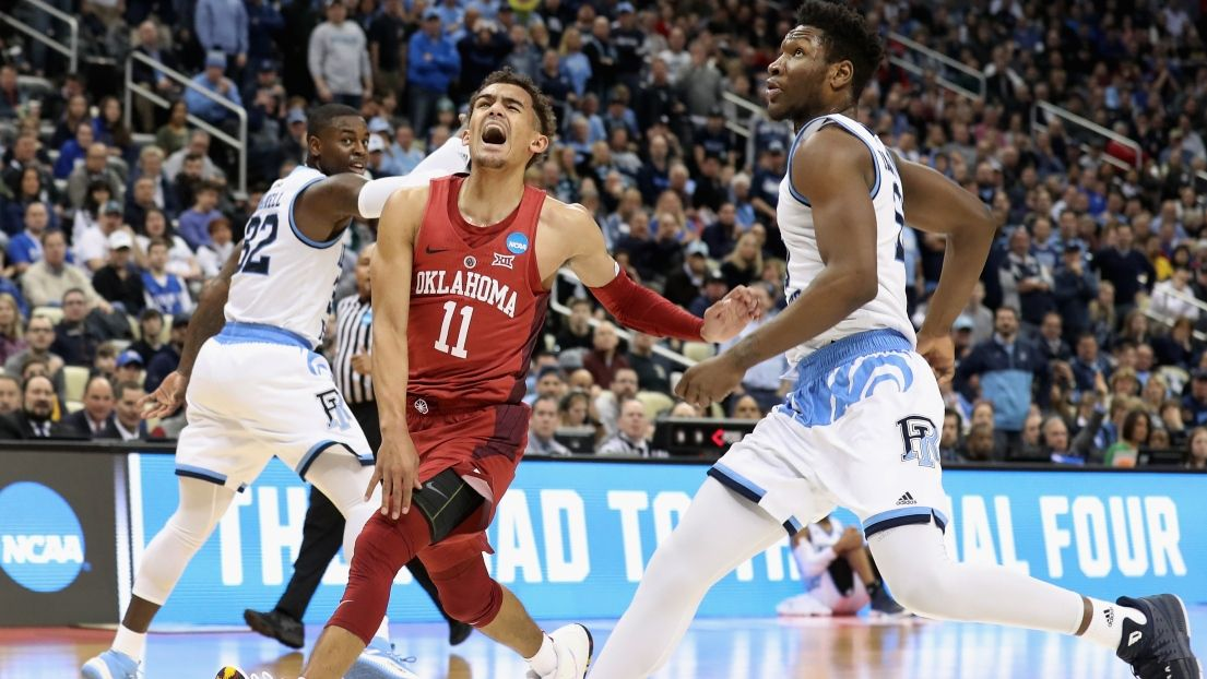 Trae Young sera admissible pour le repêchage