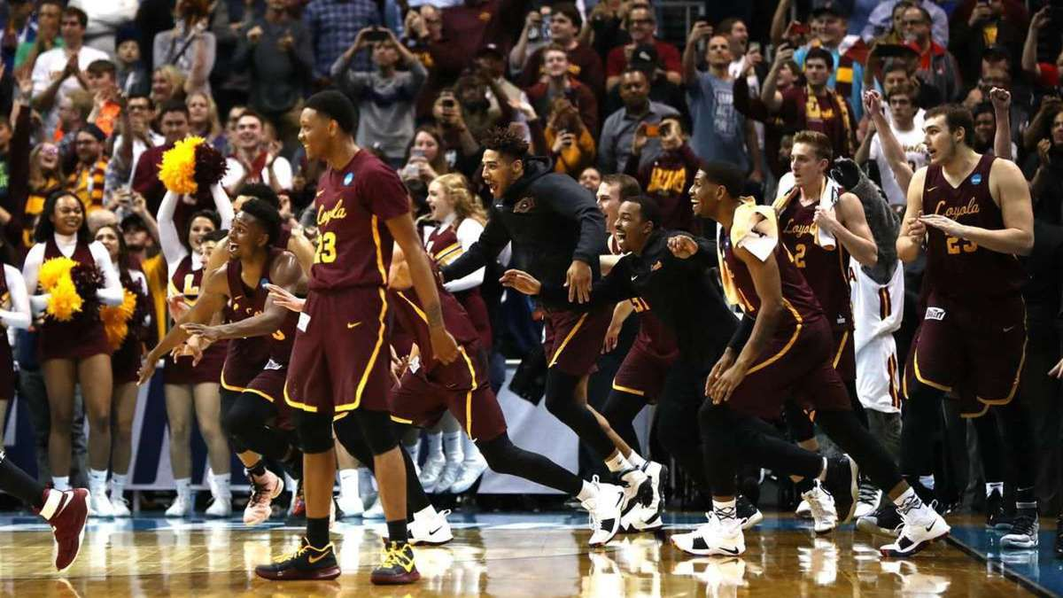 March Madness : Loyola-Chicago atteint le Final Four et affrontera le Michigan