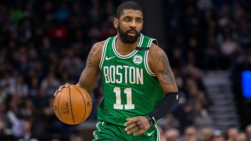 Coup dur pour Boston! Kyrie Irving absent entre trois et six semaines