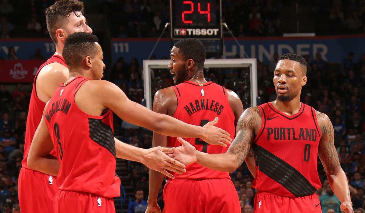 Portland domine encore Oklahoma City
