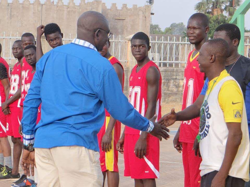 Tchad : Tournoi de basket-ball en simultané dans tout le pays !