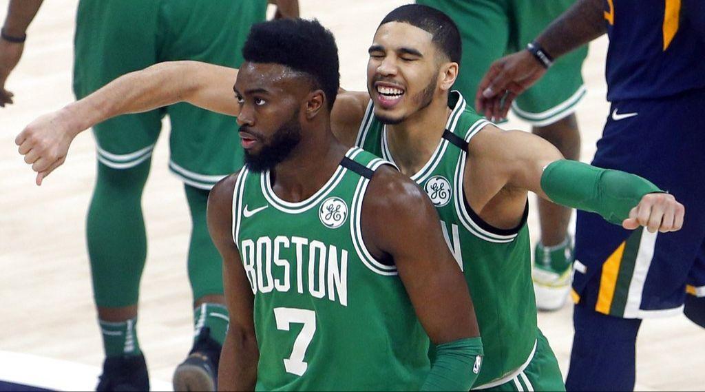 Les Celtics prouvent une nouvelle fois qu'ils ont du coeur en allant gagner à Salt Lake City