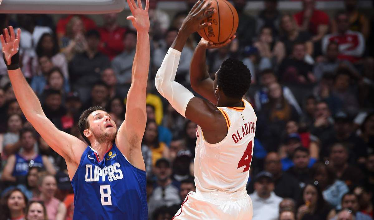 Indiana enfonce les Clippers