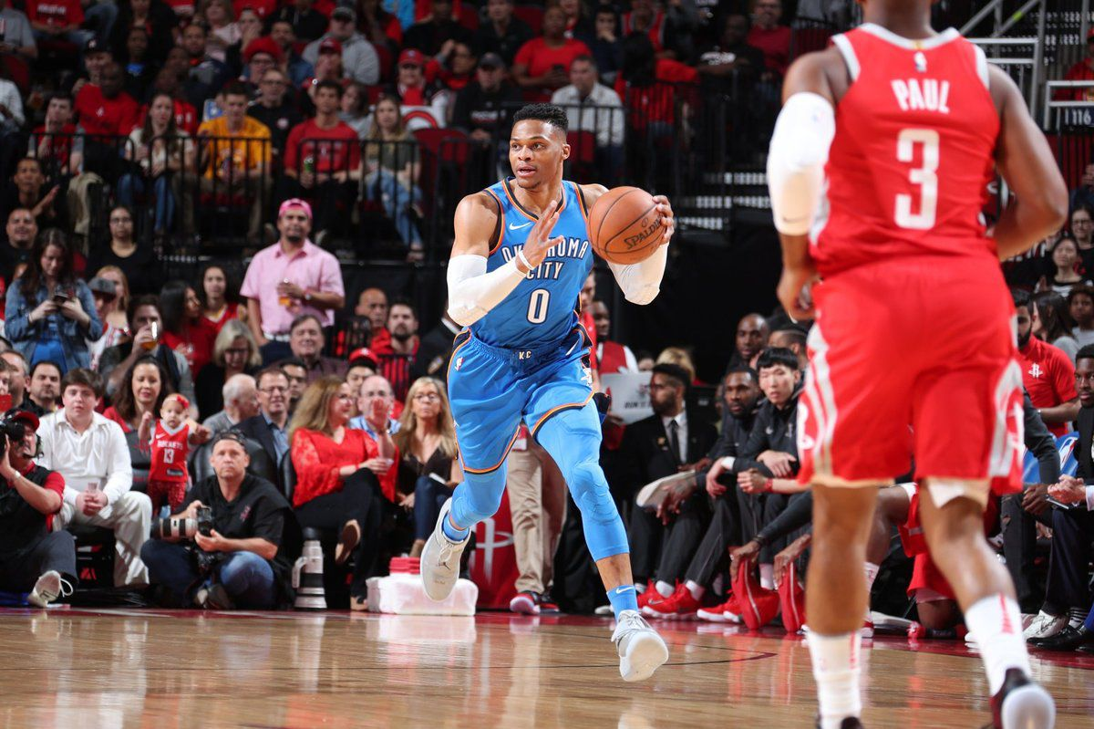 Un Thunder enfin triple-menace