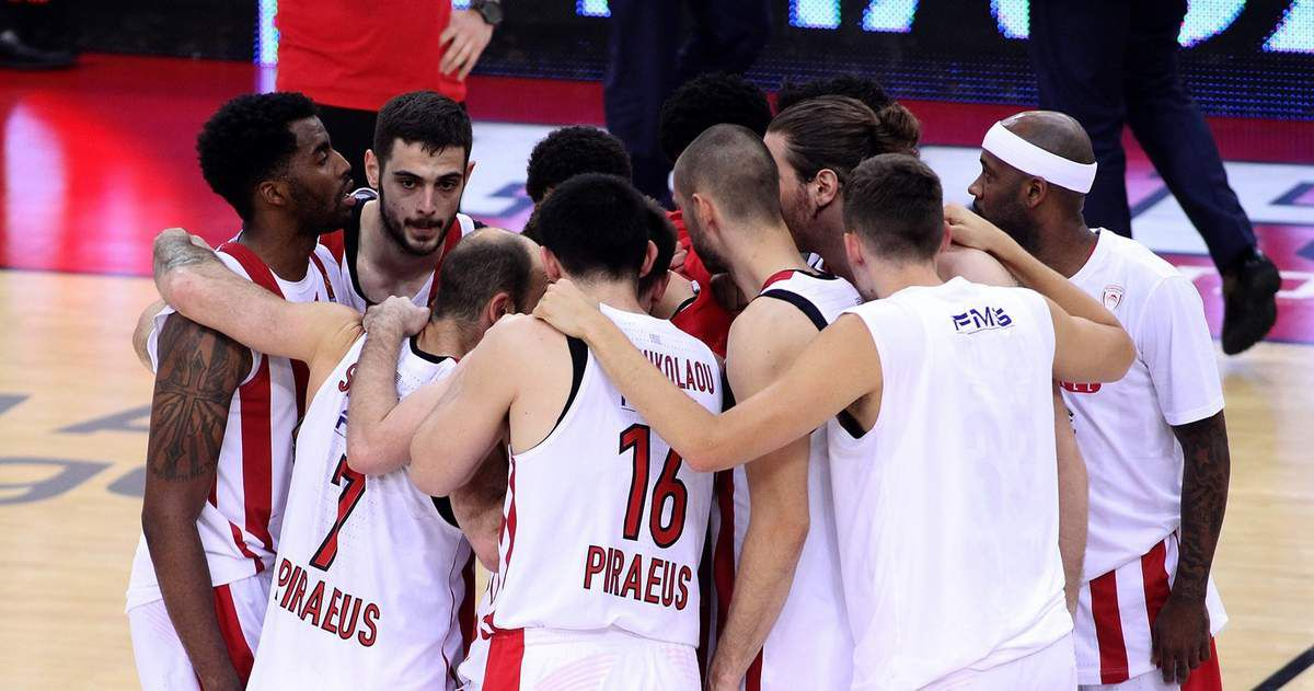 Euroleague Playoffs, game 2 : l'Olympiakos égalise face au Zalgiris Kaunas