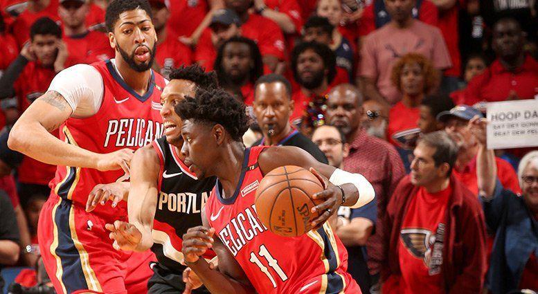 NBA Playoffs: Anthony Davis et la Nouvelle-Orléans envoient les Blazers en vacances (4-0)