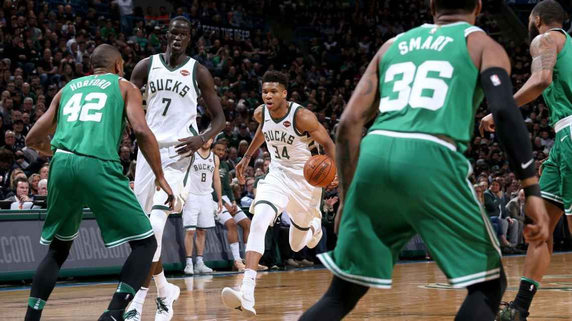 Milwaukee refuse d'abdiquer et disputera le game 7 à Boston