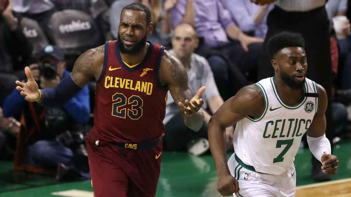 Boston double la mise face aux Cavaliers malgré la grosse performance de LeBron James (2-0)