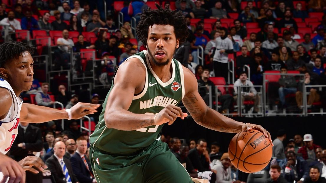 Sterling Brown (Source d'image:Getty)