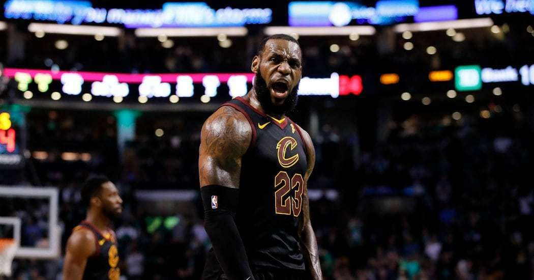 Le plus grand défi de la carrière de LeBron James?