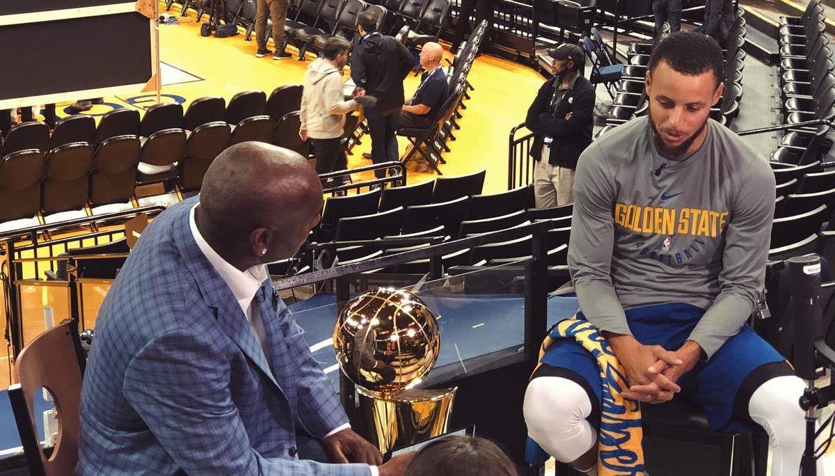 Le trophée de MVP des Finales n'est pas une priorité pour Stephen Curry
