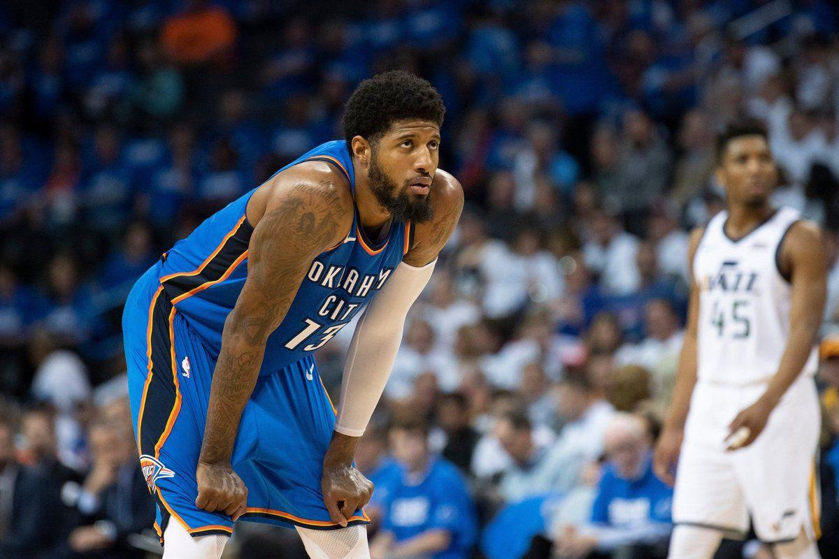 Paul George informe Oklahoma City Thunder qu'il sera free-agent