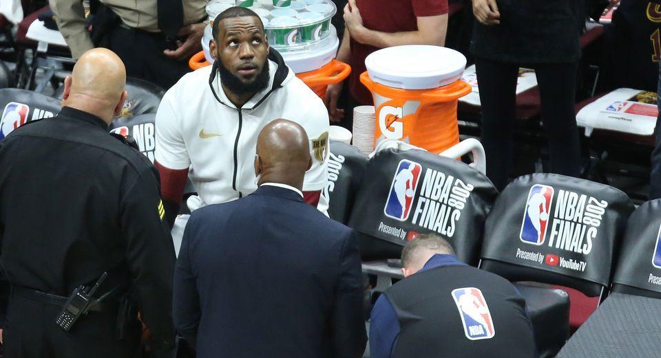 L'heure d'une nouvelle décision approche pour LeBron James