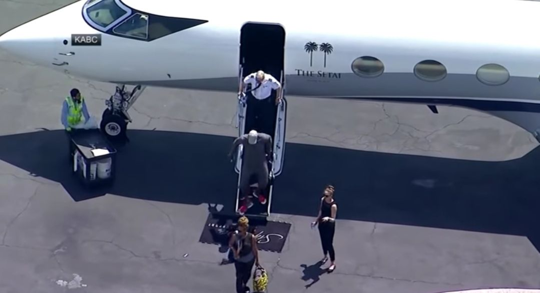 LeBron James est à Los Angeles