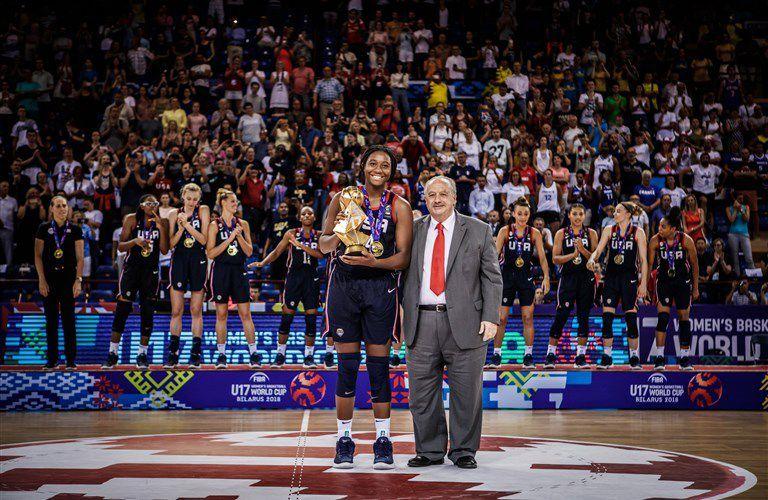 Les États-Unis remportent leur quatrième titre mondial U17 en humiliant la France