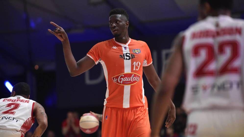 Débouté par la FIBA, Youssoupha Fall jouera finalement pour son pays le Sénégal