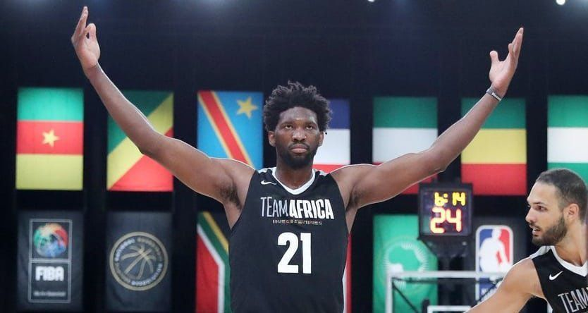 NBA Africa Game 2018 : La Team World s'impose pour la troisième année consécutive contre la Team Africa, Danilo Gallinari élu MVP