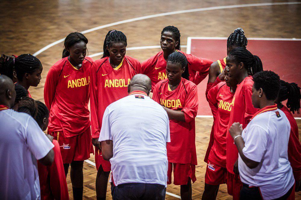 Championnat d'Afrique féminin des U18 : l'Angola domine l'Égypte et se qualifie en demi-finale