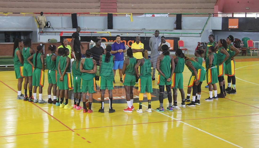 Les Lionnes du Sénégal entament leur préparation pour la Coupe du Monde FIBA 2018