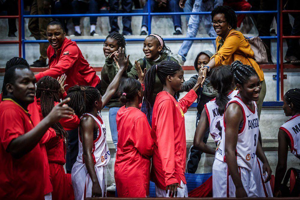 Championnat d'Afrique féminin des U18 : l'Angola remporte le match de troisième place