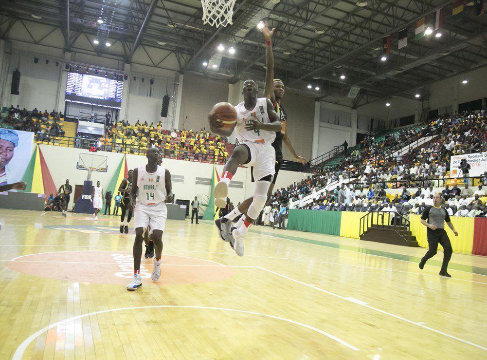 Les images de la première journée du championnat d'Afrique masculin des U18