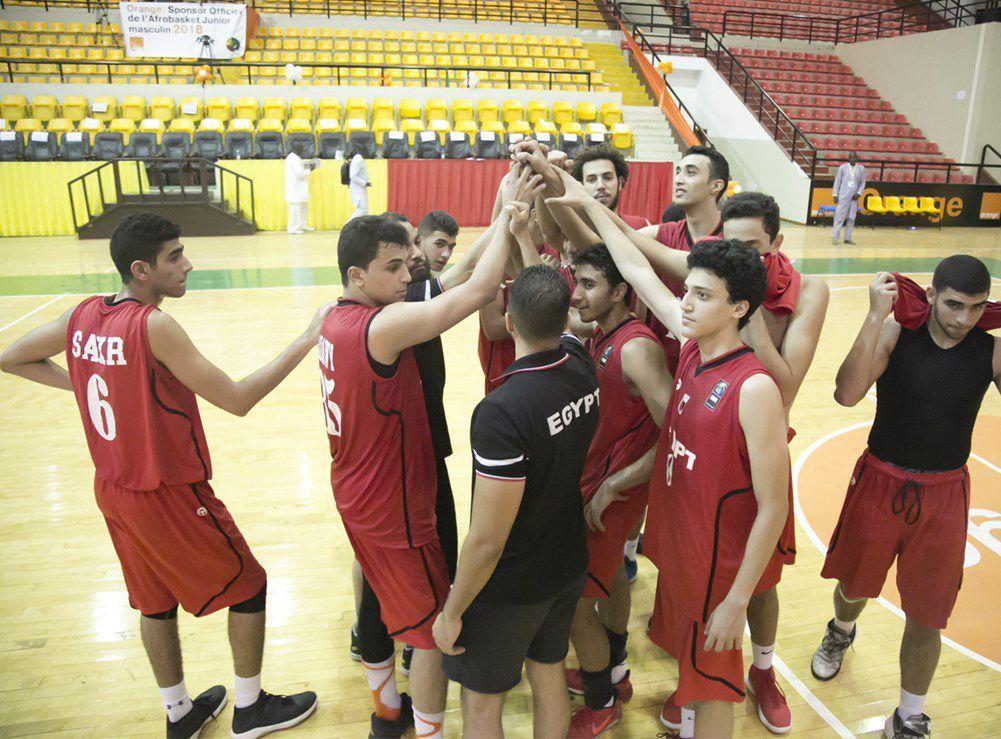 Championnat d'Afrique masculin des U18 : l'Égypte enchaîne en corrigeant la Guinée
