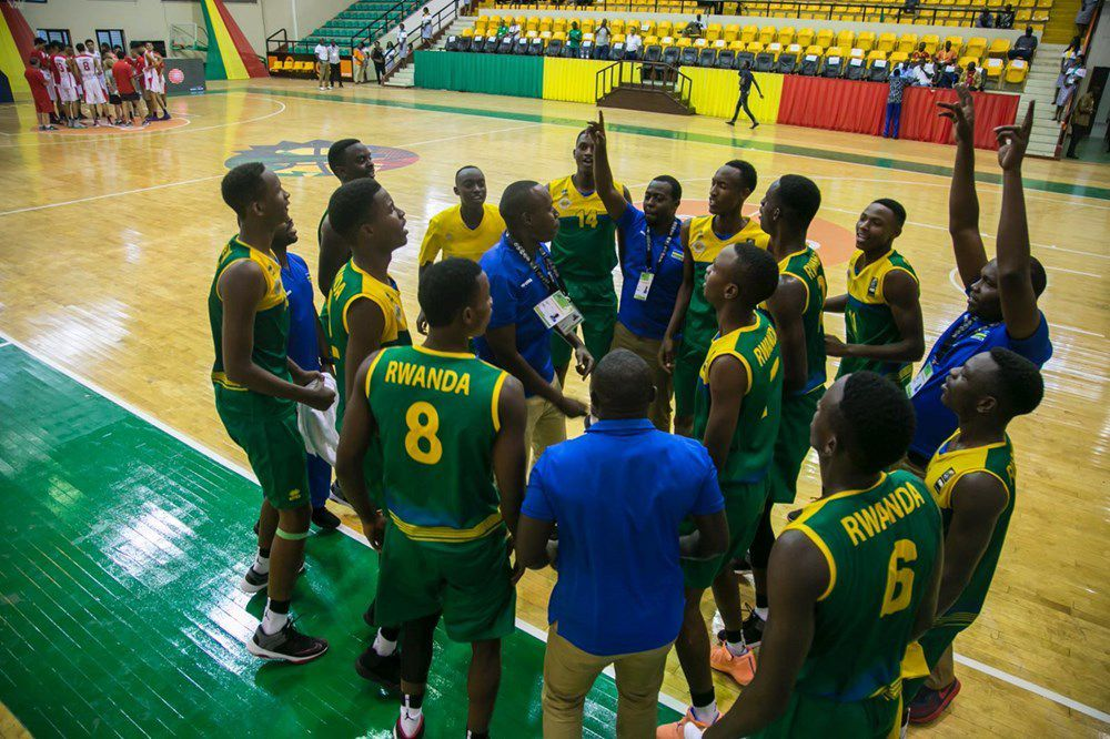 Championnat d'Afrique masculin des U18 : le Rwanda signe un précieux succès face à la Tunisie