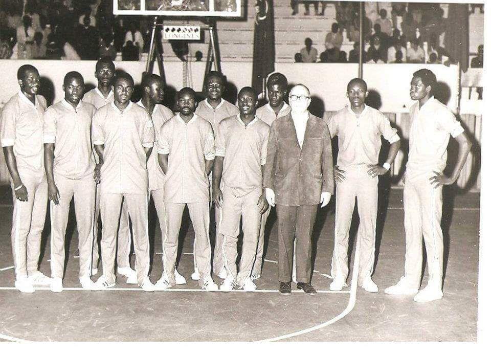 Histoire : François Pehoua, le père du Basket-ball centrafricain, mais pas seulement...