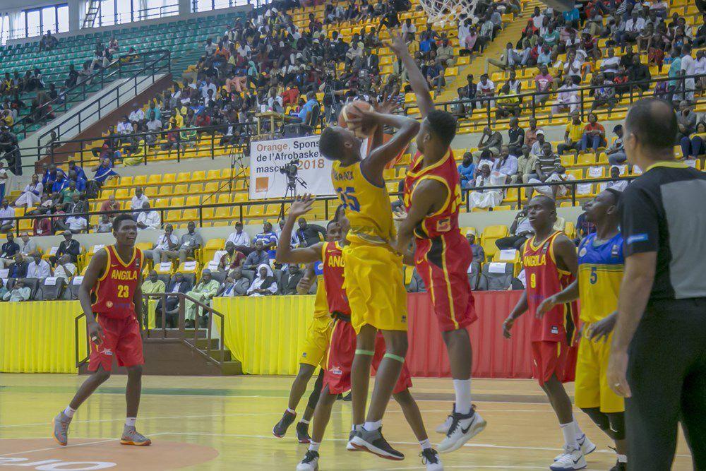 Championnat d'Afrique masculin des U18 : le Rwanda frôle l'exploit face à l'Angola