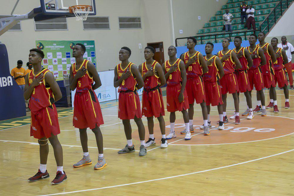 Le Top 5 des meilleures performances de la 3e journée du championnat d'Afrique masculin des U18