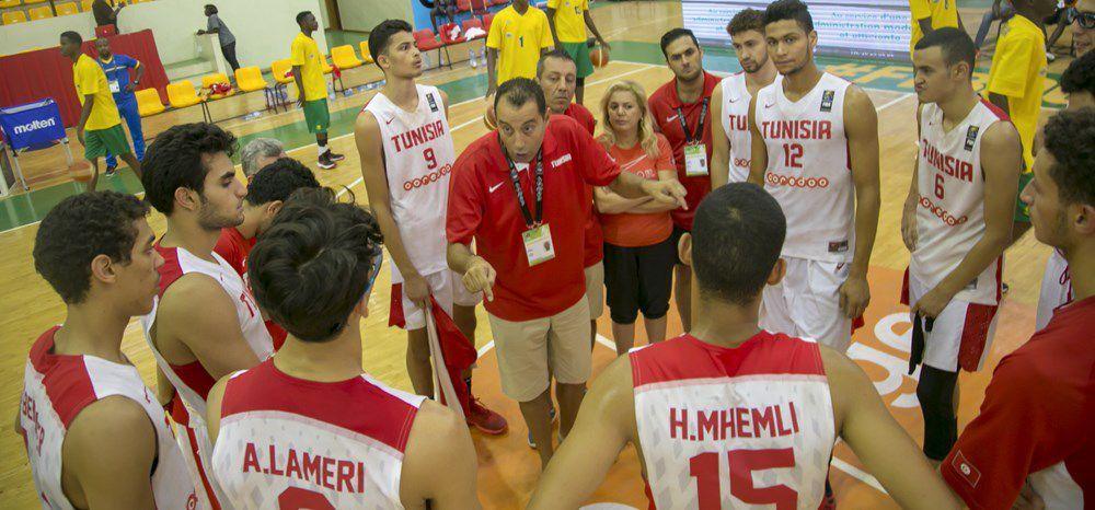 La Tunisie bat la Libye et termine 7e du championnat d'Afrique masculin des U18