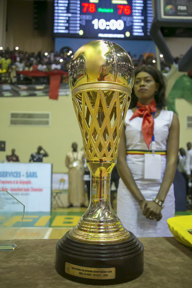 Les images de la cérémonie des remises du trophée et des distinctions individuelles