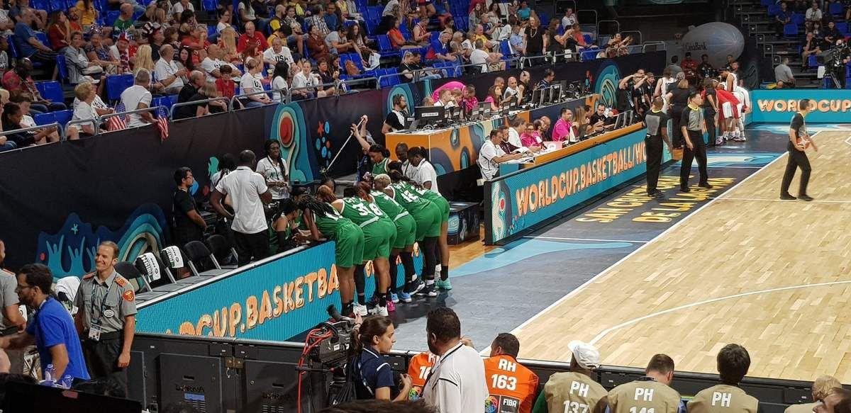 La Team USA met un terme au parcours historique des D'Tigress du Nigéria !