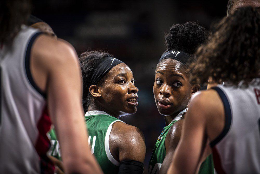 Les D'Tigress du Nigéria affrontent la France aujourd'hui pour la 5e place !