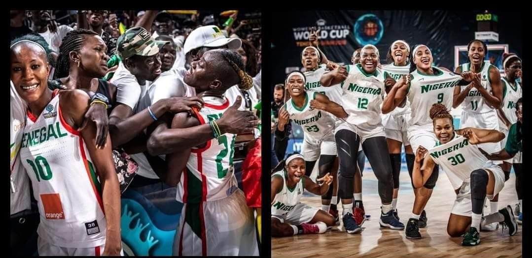 Vidéo : D'Tigress of Nigeria and Lionesses of Senegal, Thank you for making us so proud !