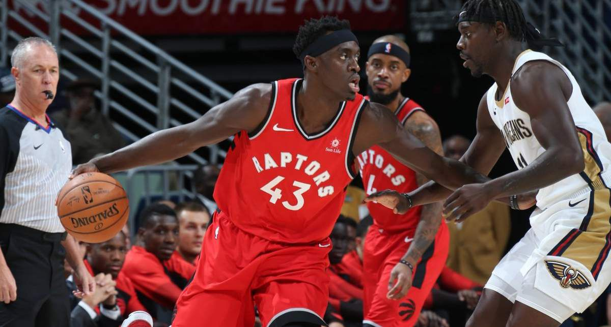 Présaison NBA : Pascal Siakam et OG Anunoby guident Toronto face aux Pelicans