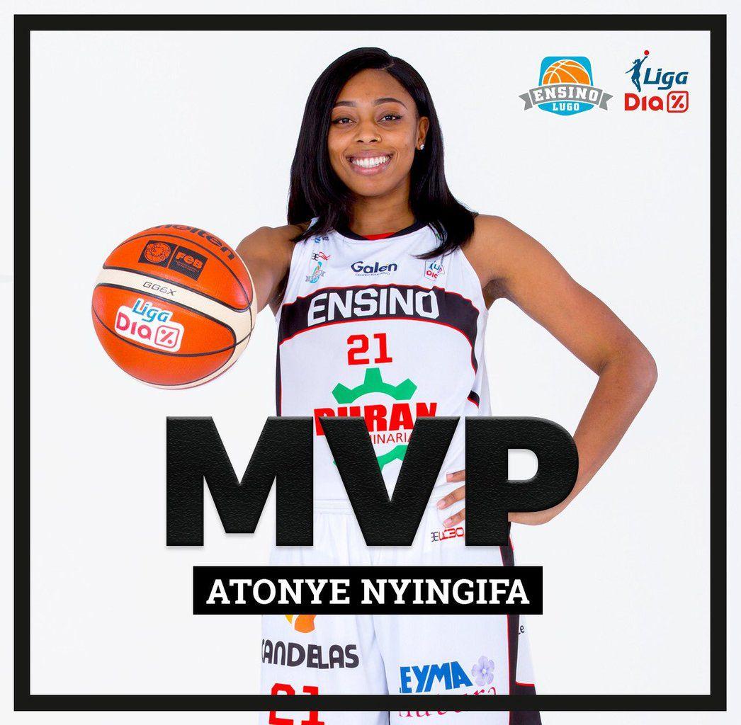 Atonye Nyingifa a brillamment guidé Ensino Lugo CB vers une deuxième victoire en Ligue féminine espagnole