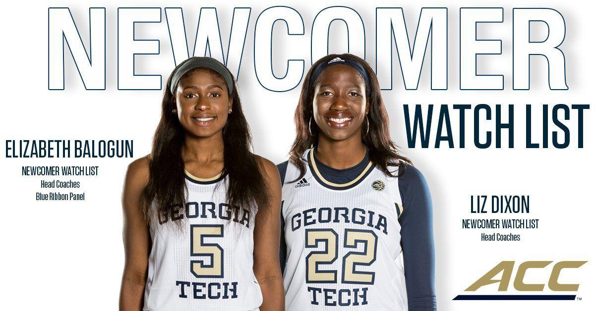 NCAA, Division 1 : Elisabeth Balogun et Elisabeth Dixon, les deux stars nigérianes de Georgia Tech